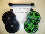 Arctic Cat Sno Pro 500 4th wheel kit
