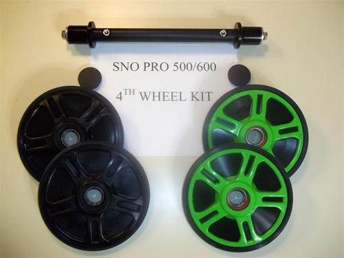 8 Inch Lift Kit >> Arctic Cat 2009 2010 2011 2012 Sno Pro 500 4th Wheel Kit